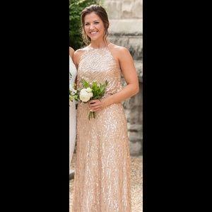 BHLDN Bridesmaid/Prom Dress